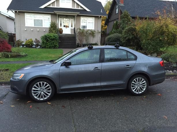 2012 VW Jetta 2.0 Tendline+