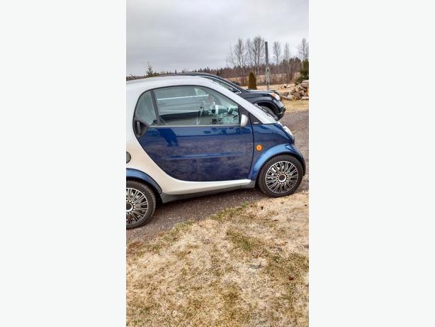 2006 Smart car, Standard, diesel