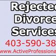 Rejected Divorce Services