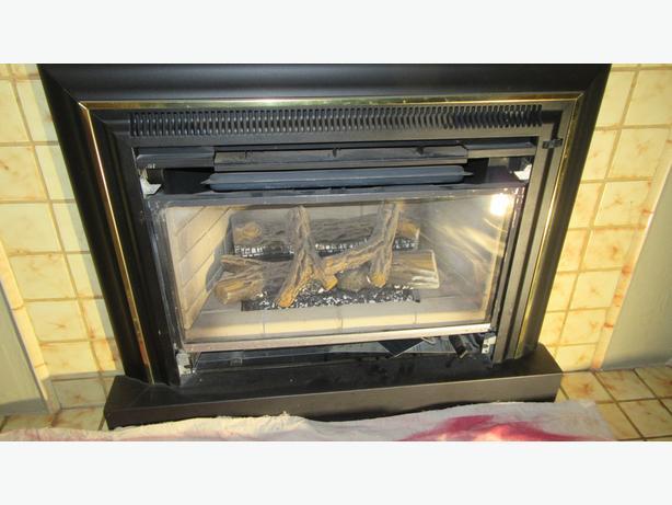 Free Valor Gas Fireplace Insert Cast Iron Victoria City Victoria