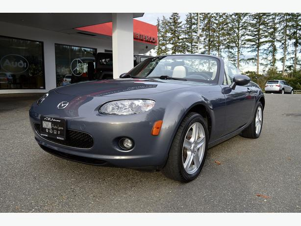2008 mazda mx 5 gx 71 007 kms retractable hardtop. Black Bedroom Furniture Sets. Home Design Ideas
