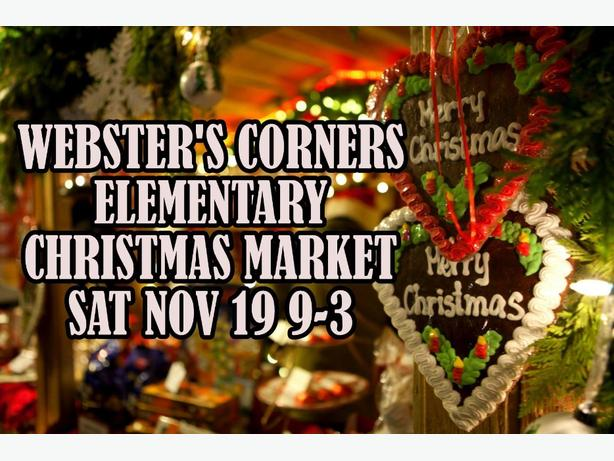 Webster's Corners Christmas Market