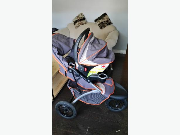 Safety 1st Infant Seat And Stroller Combo