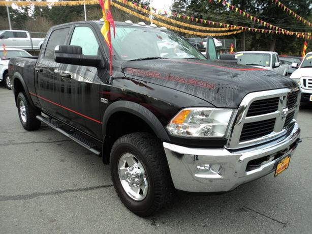 2010 Dodge 2500 Power Wagon Crew Cab 4X4