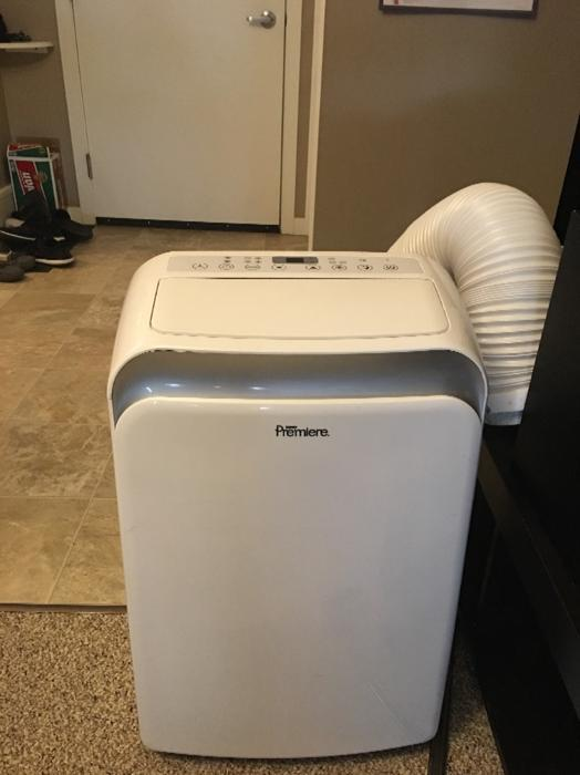 danby 8000 btu air conditioner manual