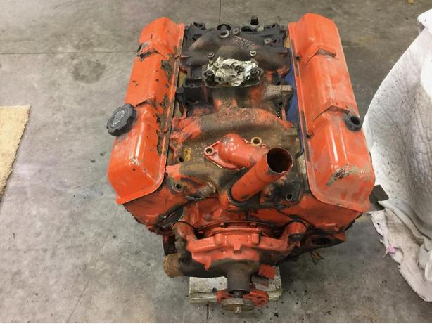 1966 Chevy 283 cu/in motor #3849852