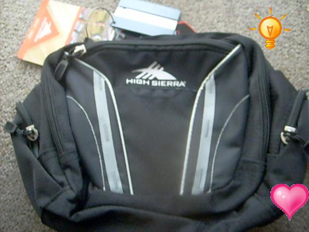 Hot Buy: High Sierra Envoy Lumbar Waist Pack-5 Zip Pockets -$40 (Vancouver, BC)