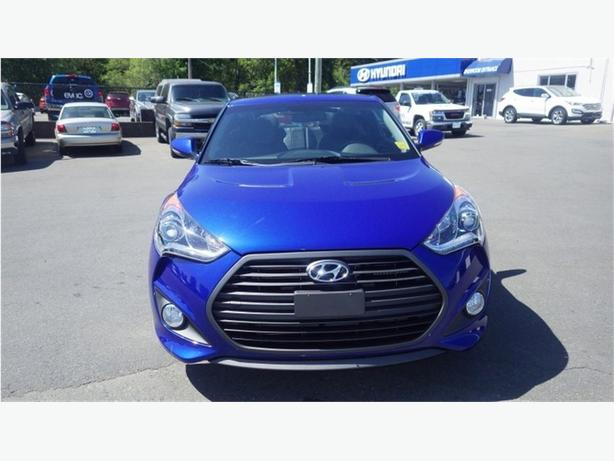 2013 Hyundai Veloster Turbo  Navigation, Leather, Sunroof, Bluetooth