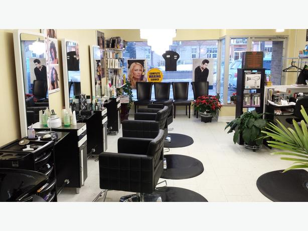 Chair For Rent: Experienced Hair Stylist With Clients