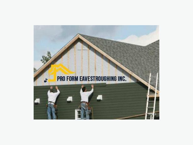 Ottawa Vinyl Siding Repair  & Installation Services – Proforminc.ca