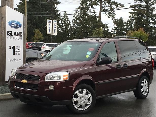 2009 Chevrolet Uplander LS, Seats 7