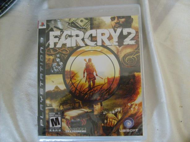 Hot Buys: Far Cry 2 video game fo Playstation 3 - $15 (Vancouver, BC)