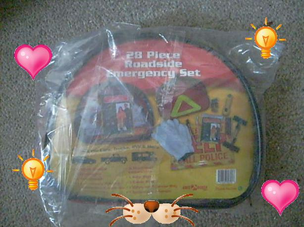 Hot Buy: Ruff & Ready Roadside Emergency Set (28-piece)- $18 (Vancouver, BC)