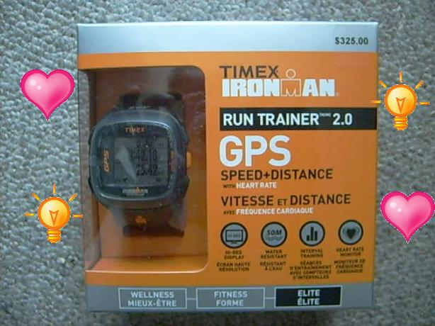 Hot Buy: TIMEX® IRONMAN® RUN TRAINER™ 2.0 - $190 (Vancouver, BC)