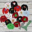 Homemade Elf Accessories and Personalized Ornaments