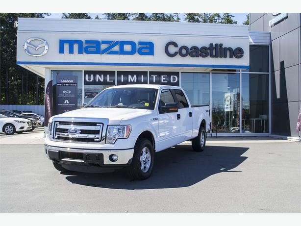 2014 Ford F-150 XLT 4X4 | BLUETOOTH