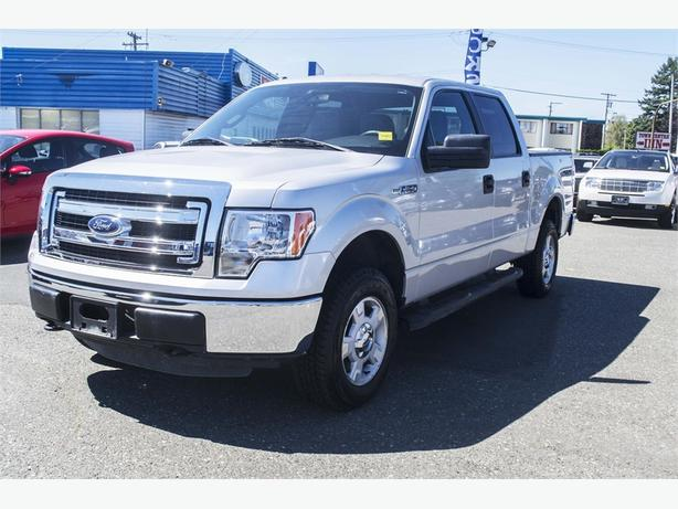 2013 Ford F-150 XLT 4X4 | BLUETOOTH