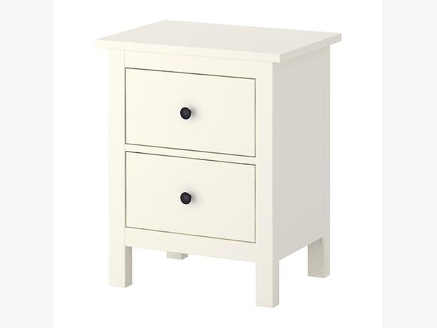 WANTED IKEA HEMNES 2 Drawer Night Stand Drawers White Victoria City, Victoria