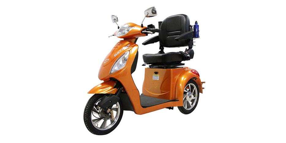 Limited Mobility Electric Scooter Derand Motorsport