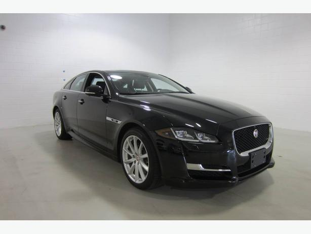 2016 JAGUAR XJ R SPORT!!! 4755KM!!! FULLY LOADED!!! LOCAL CAR!!!