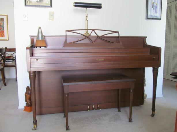 BEAUTIFUL  BELMONT PIANO