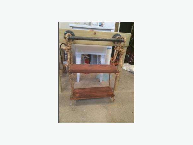 Decorative Ladder Shelf