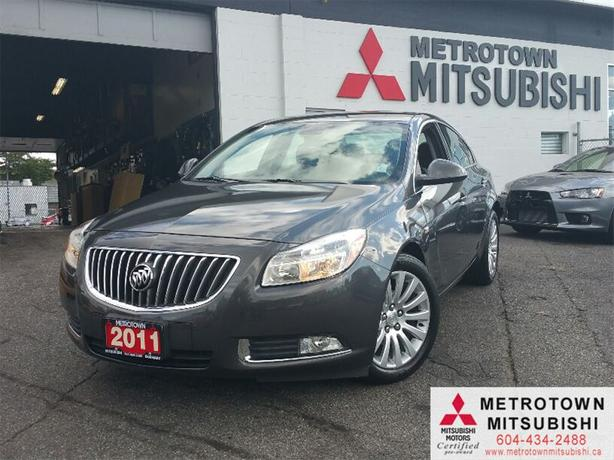 2011 Buick Regal CXL - PARKING SENSORS - LUXURY - NO CLAIMS