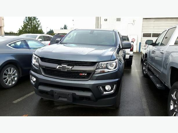 USED 2015 CHEVROLET COLORADO 2WD Z71 FOR SALE IN PARKSVILLE