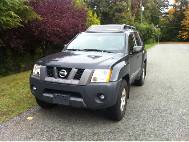 2005 nissan xterra offroad price reduced north nanaimo. Black Bedroom Furniture Sets. Home Design Ideas