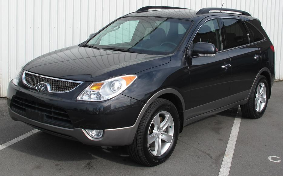 2008 Hyundai Veracruz Gls Awd Luxury Suv With Only 117000