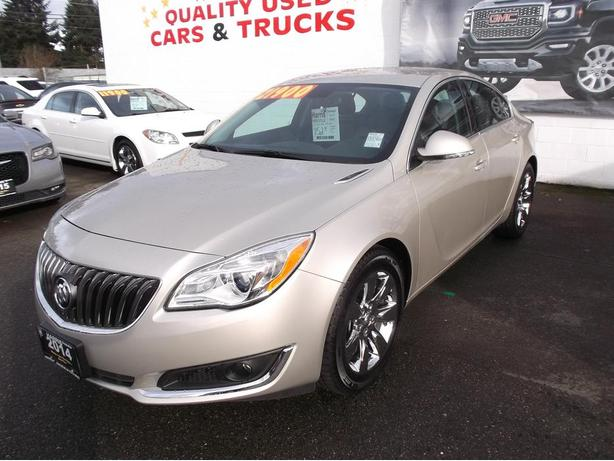 2014 BUICK REGAL TURBO AWD FOR SALE