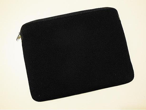 "15"" Neoprene Laptop Notebook Sleeve Case Bag - Black"