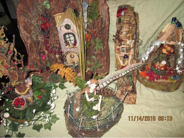 Fairy/gnome homes