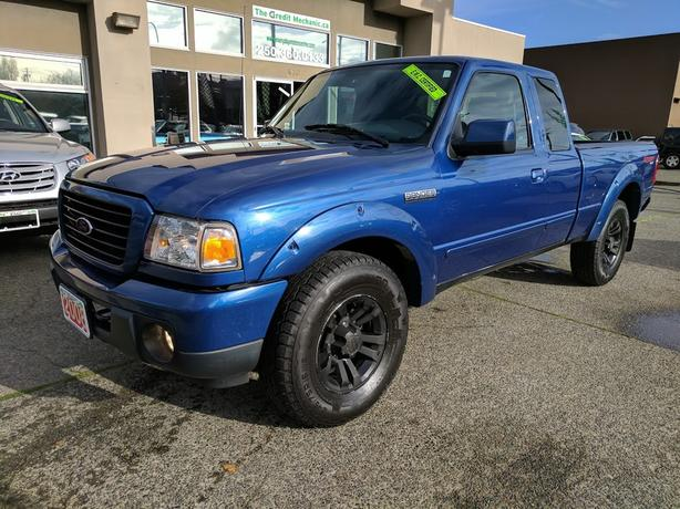 2008 Ford Ranger Sport 4x4 *Victoria Only + No Accidents*
