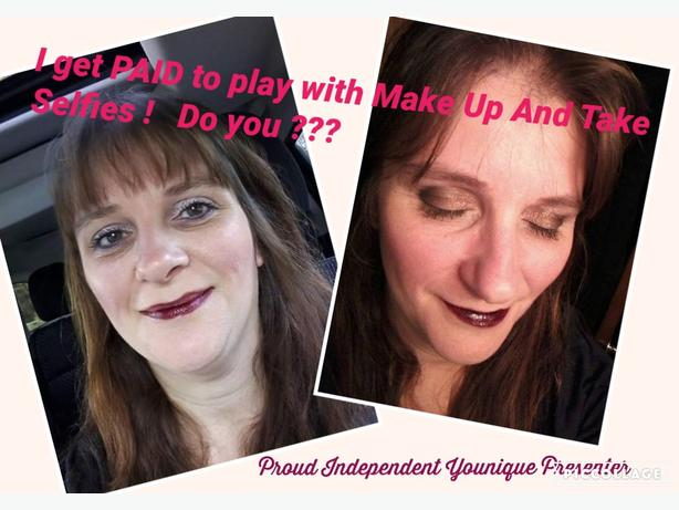Get paid to Play with Make Up and Take Selfies !