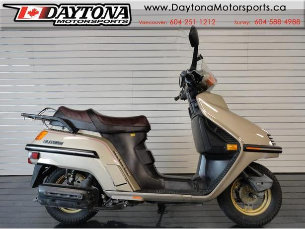 1985 Honda Elite 250 Scooter  * Ready for Collectors Plates *