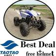 TAOTAO 110cc SPORTY MID SIZE ATV WITH FREE HELMET