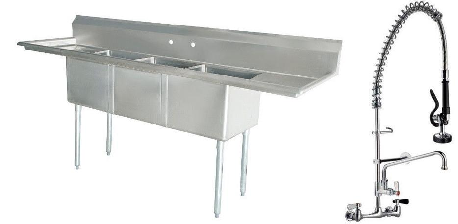 used commercial kitchen sinks stainless steel stainless sink burnaby incl new westminster 9558