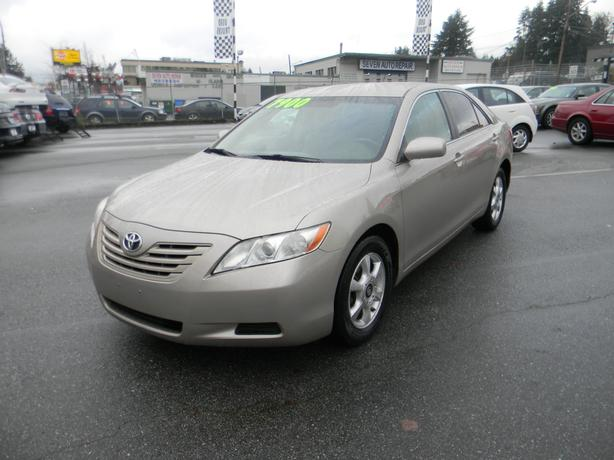 2007 TOYOTA CAMRY CE   TOYOTA QUALITY  $7900 OBO