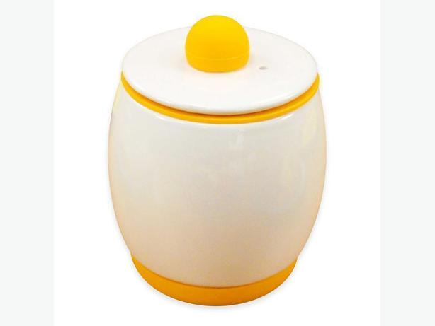 EGG-TASTIC Ceramic Microwave Egg Cooker