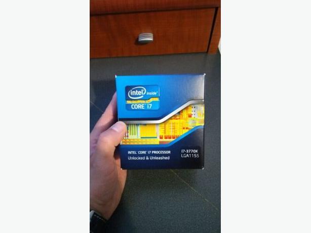 Intel I7-3770K Cpu
