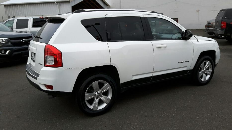 Used 2013 Jeep Compass Limited 4x4 For Sale In Parksville