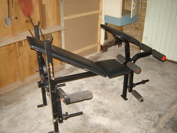 York Universal Weight Bench