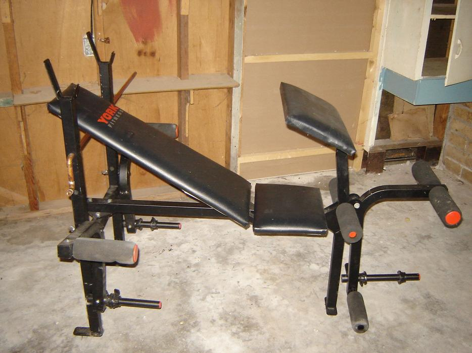 York Universal Weight Bench Sault Ste Marie Sault Ste Marie