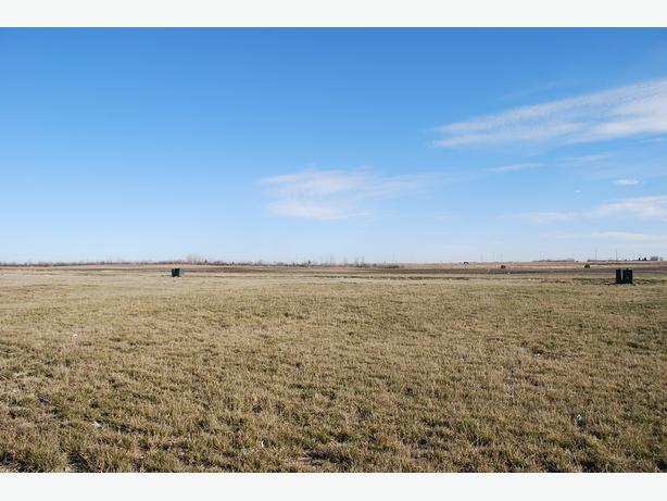 """85 x 131 serviced lot in Bethune's """"Urban Fringe"""" Subdivision"""