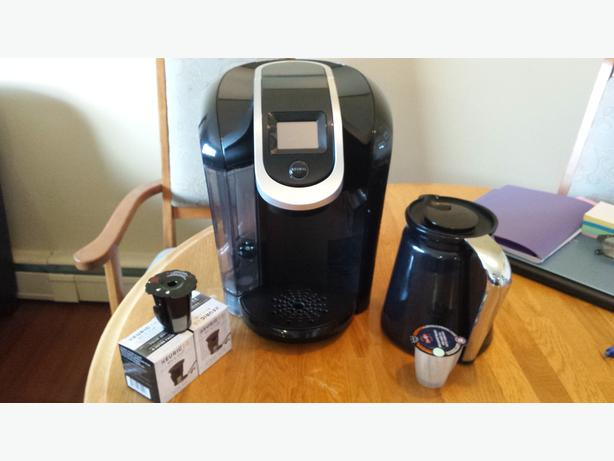 Keurig 2.0 (Great Xmas Gift !)