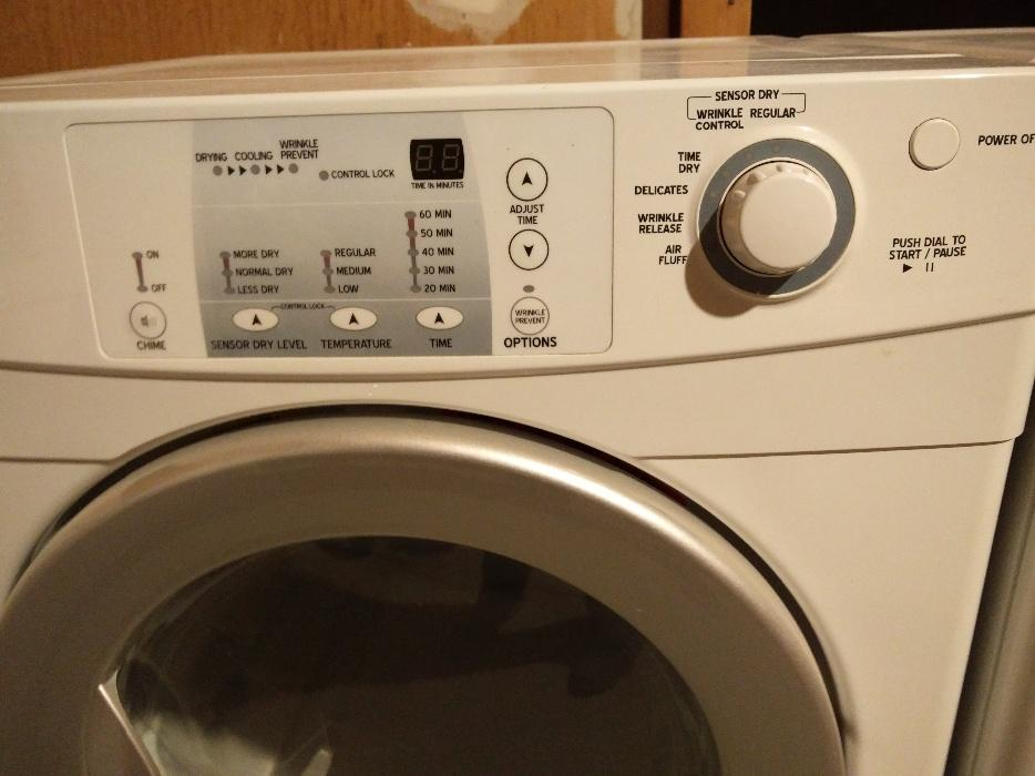 Amana He Front Load Stackable Washer And Dryer Orleans