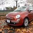 2014 FIAT 500 SPORT LEATHER SUNROOF ONLY 24KM $12,900