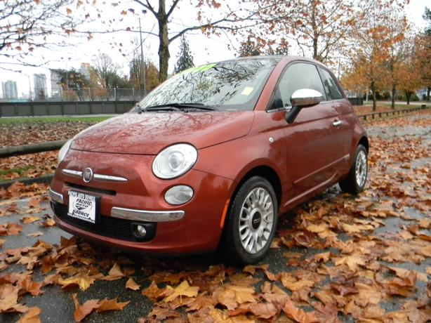 2014 fiat 500 sport leather sunroof only 24km 12 900. Black Bedroom Furniture Sets. Home Design Ideas