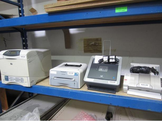 Various Printers  from $25 to $225